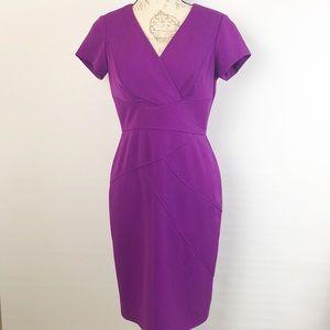 Donna Ricco New York Purple Dress Size 4